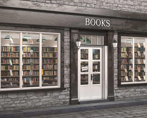 Bookstore Retail Sales and Franchises